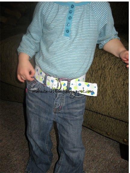 Child's Belt
