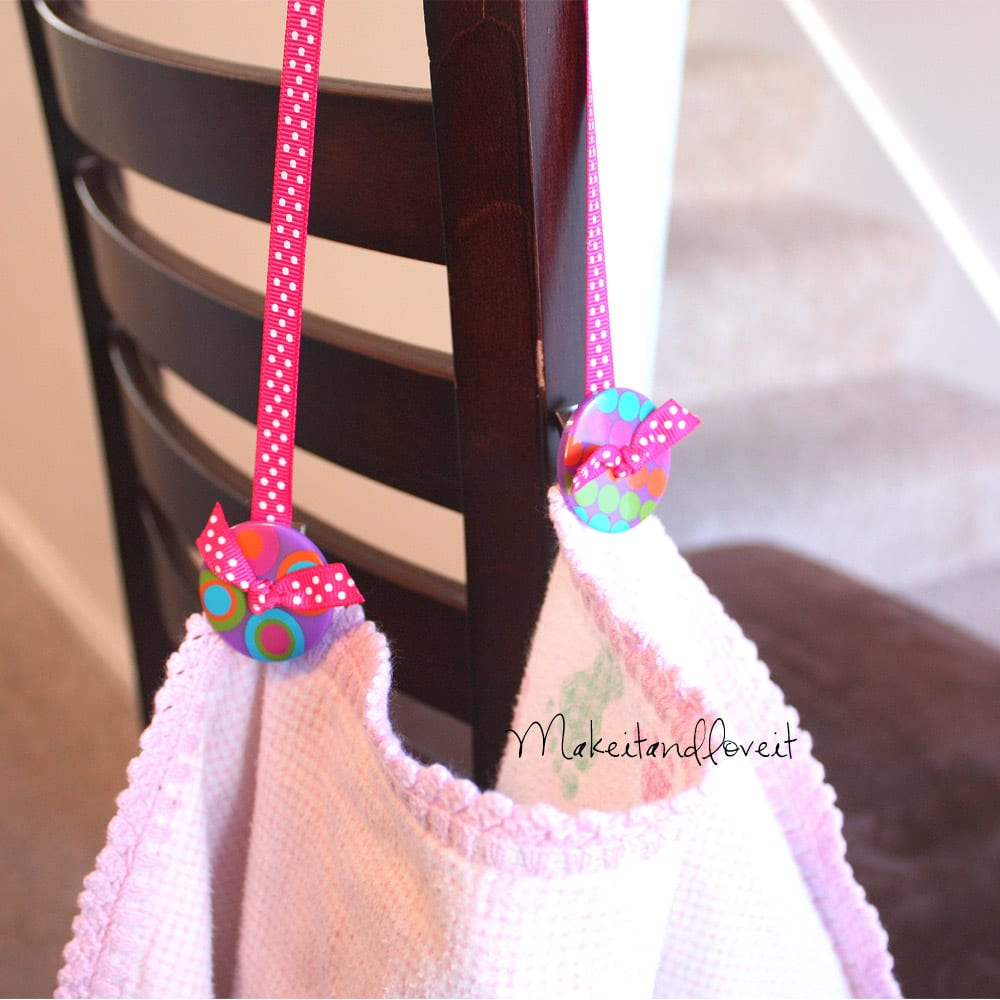 Nursing Cover Clips