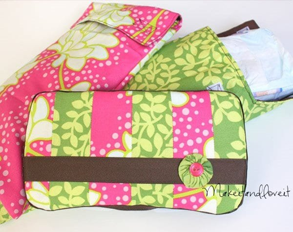 Diaper/Wipes Case