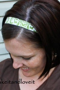 Fabric Head Band
