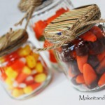 Treat Jars from Baby Food Jars