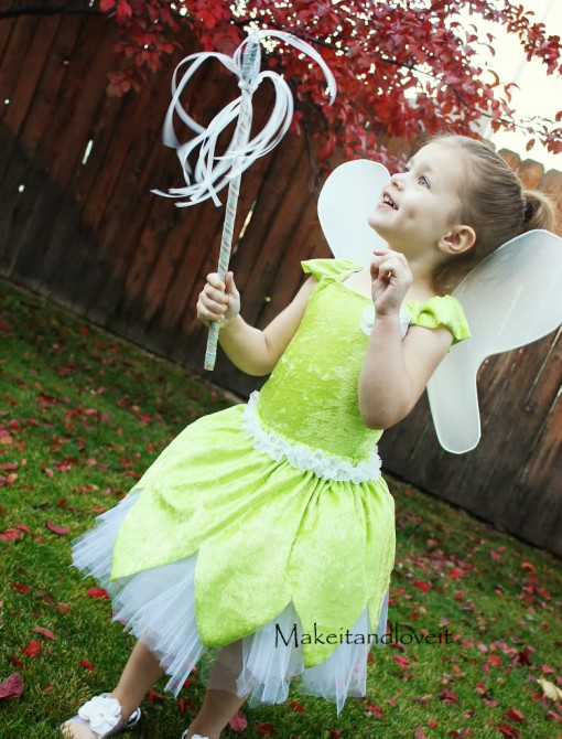 Tinker Bell Costume by Make It & Love It