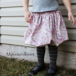 Re-purposing: Bubble Skirt