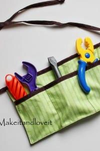 child tool belt