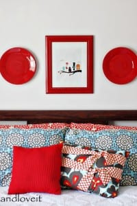Decorate My Home, Part 12: Decorate with Plates