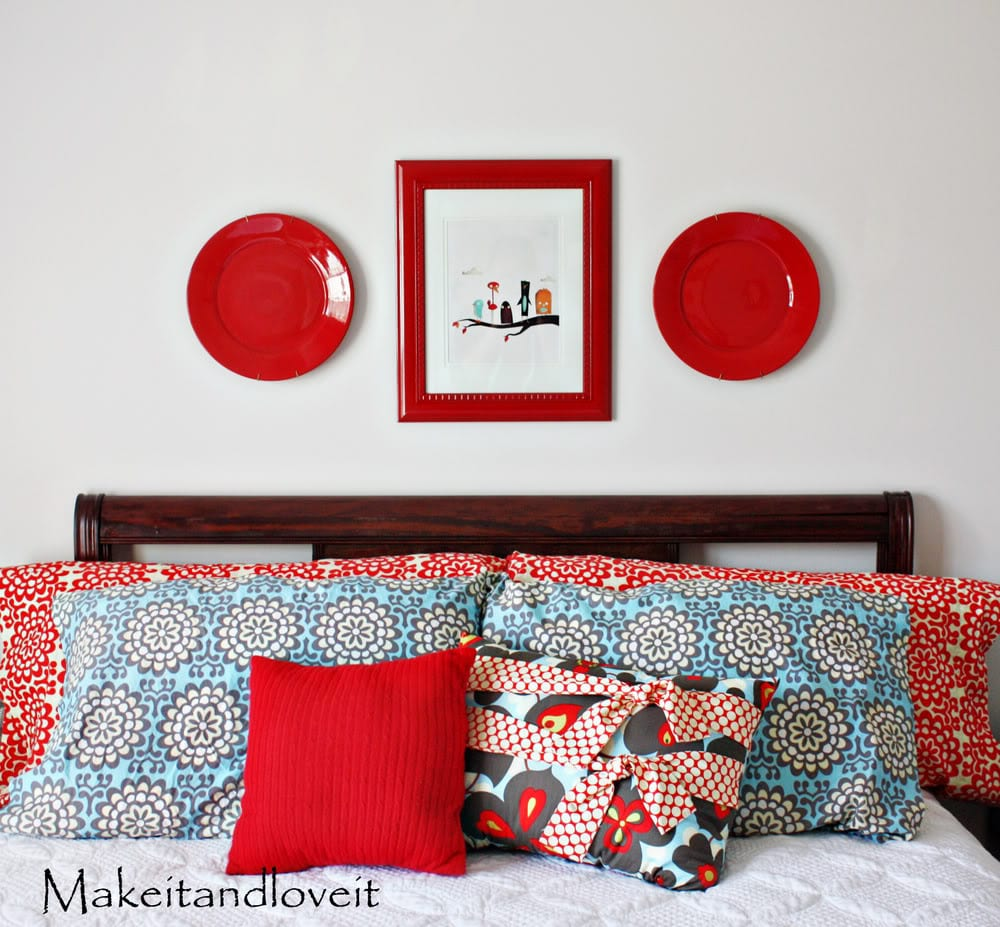 Decorate The Home: Decorate My Home, Part 12: Decorate With Plates