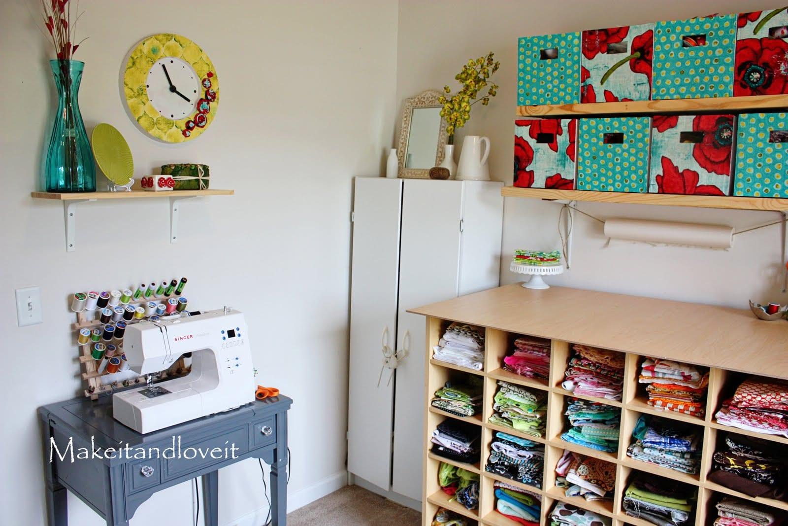 Craft Room, Part 4