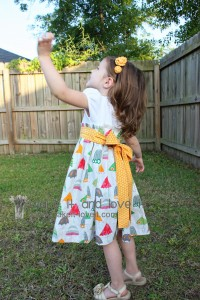 Re-Purposing: T-Shirt into Dress