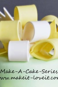 Make-A-Cake Series: Gumpaste Bow