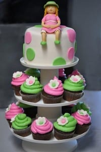 Make-a-Cake Series: Cupcakes