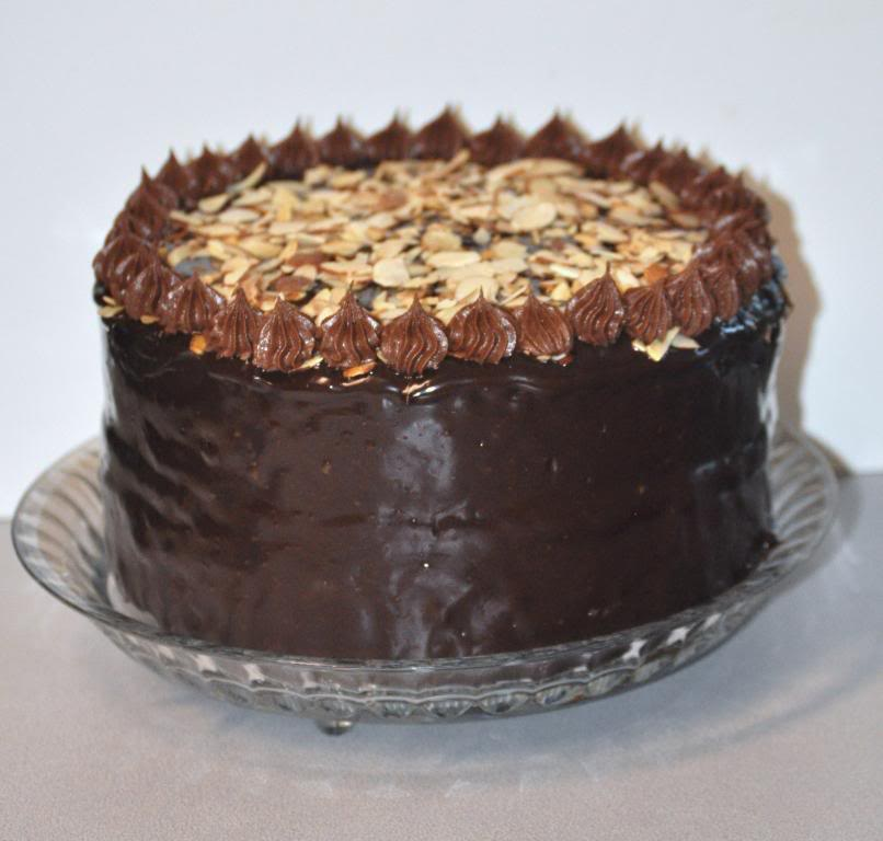 Make-a-Cake Series: Almost Too Much Chocolate Cake