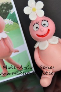 Make-a-Cake Series: Character Figures
