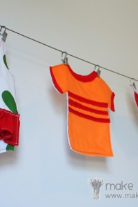 Decorate My Home, Part 23 - 2D Clothes and Clothesline