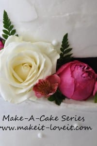 Make-a-Cake Series: Wedding Cakes