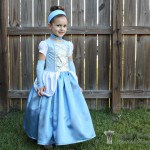 Cinderella Dress - Halloween Costume