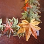 Autumn Table Runner/Mat