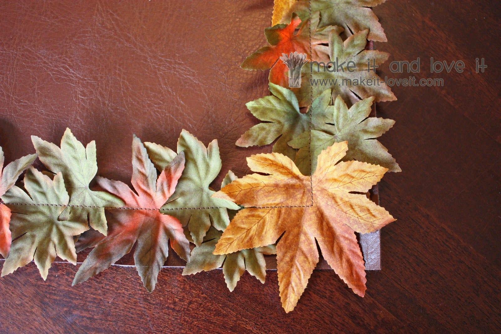 Autumn Table Runner/Mat