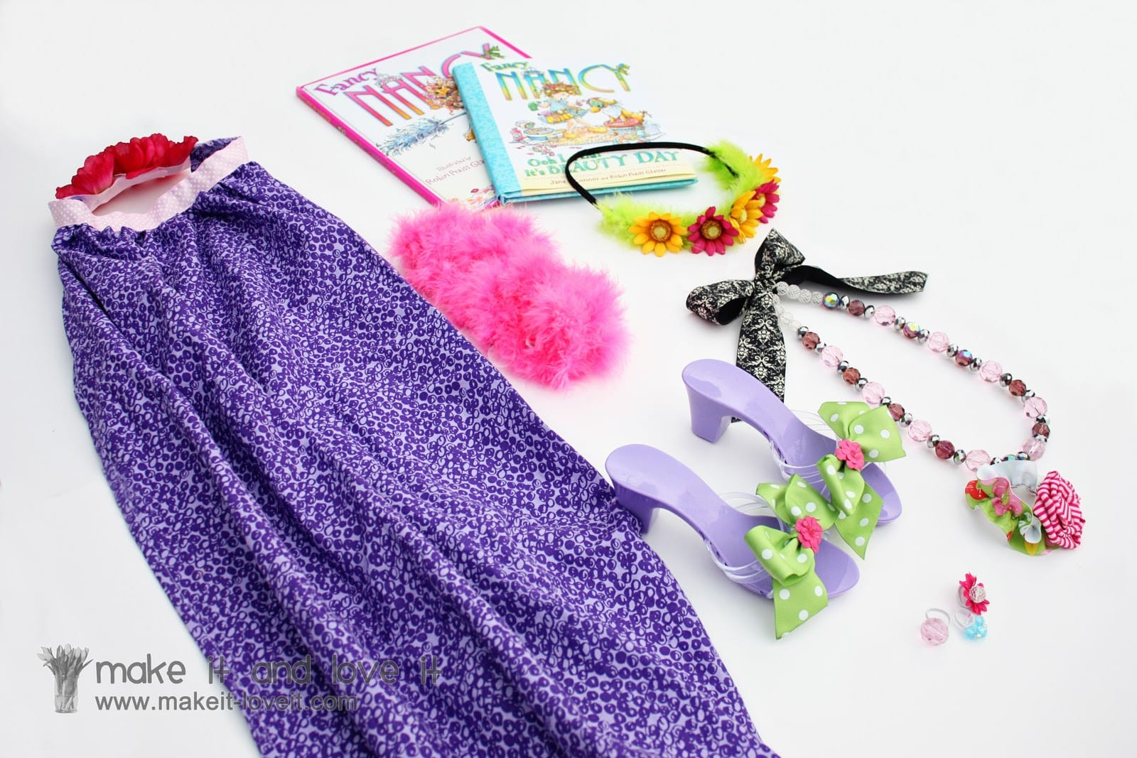 Fancy Nancy – Little Girl Gift Idea