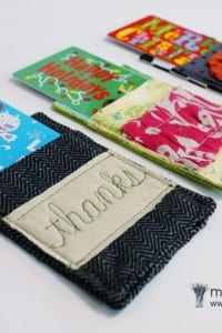 Gift Card Cozy
