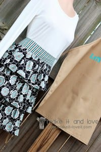 His and Her Aprons.......Last Minute Gift Idea??