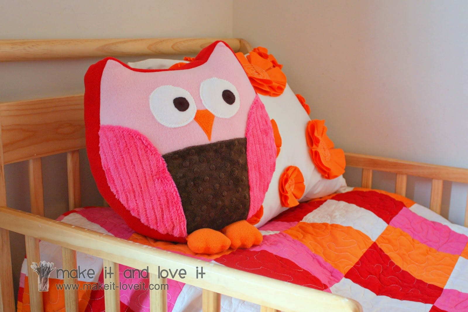 Snuggly Owl for Sewing Republic