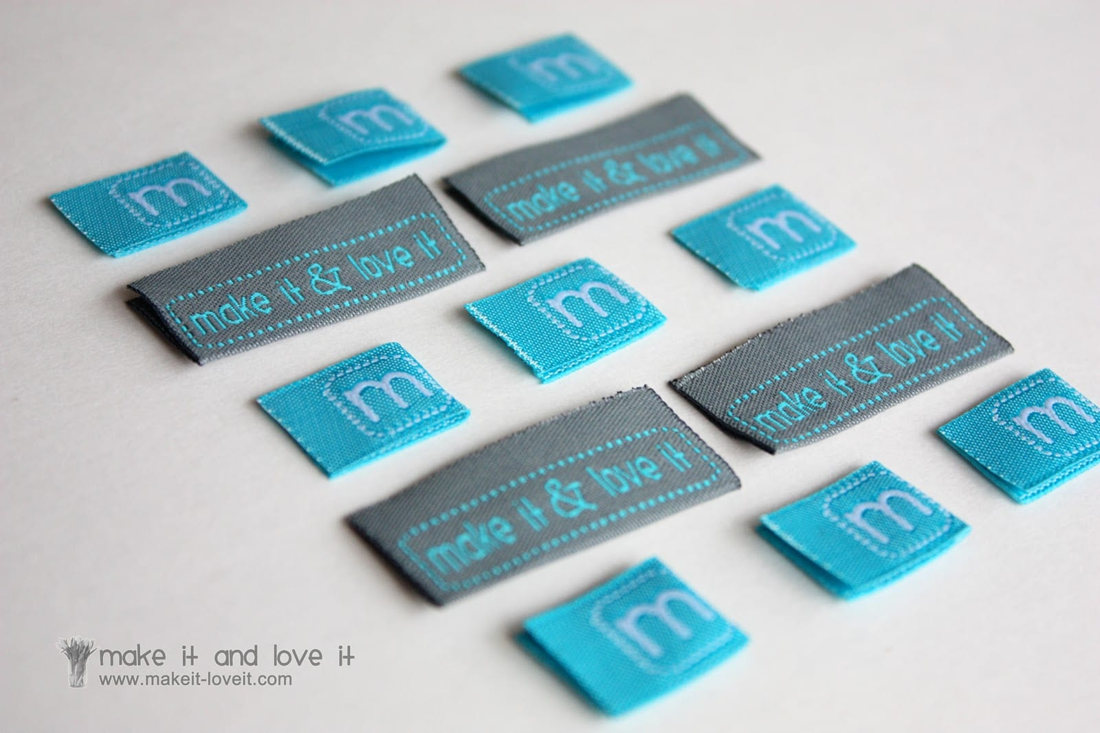 Clothing Labels…..by the 100's