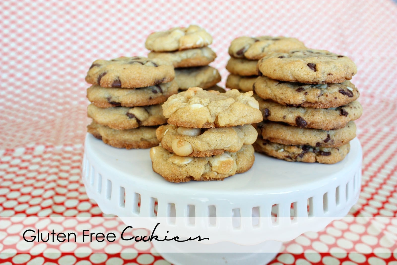 Gluten Free Cookies…….Shared!