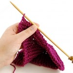 'Learn to Knit' MINI SERIES, Week 3: The Bind Off / Weaving in the Ends