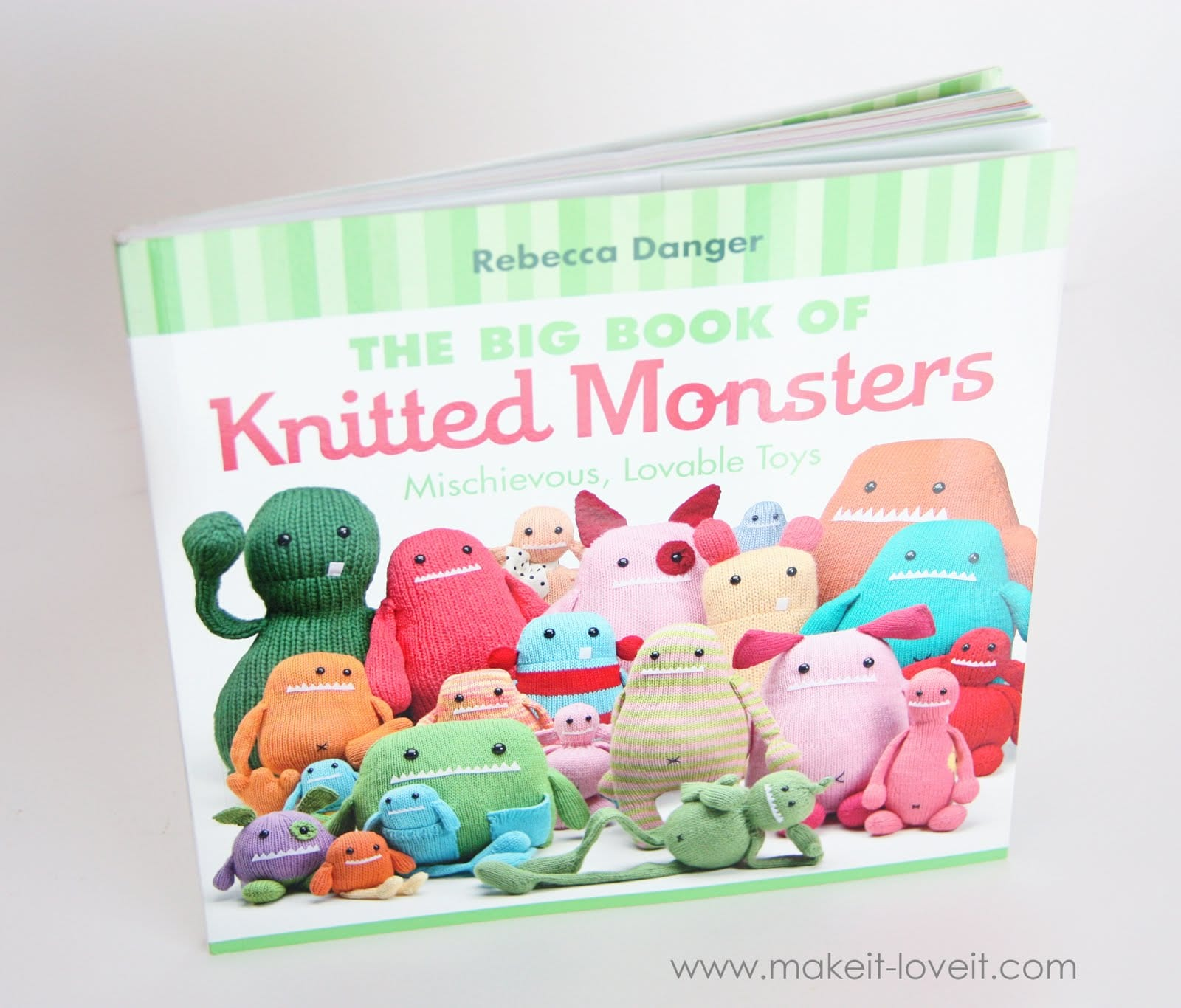 Fantastic Knitting Book giveaway {from Rebecca Danger}