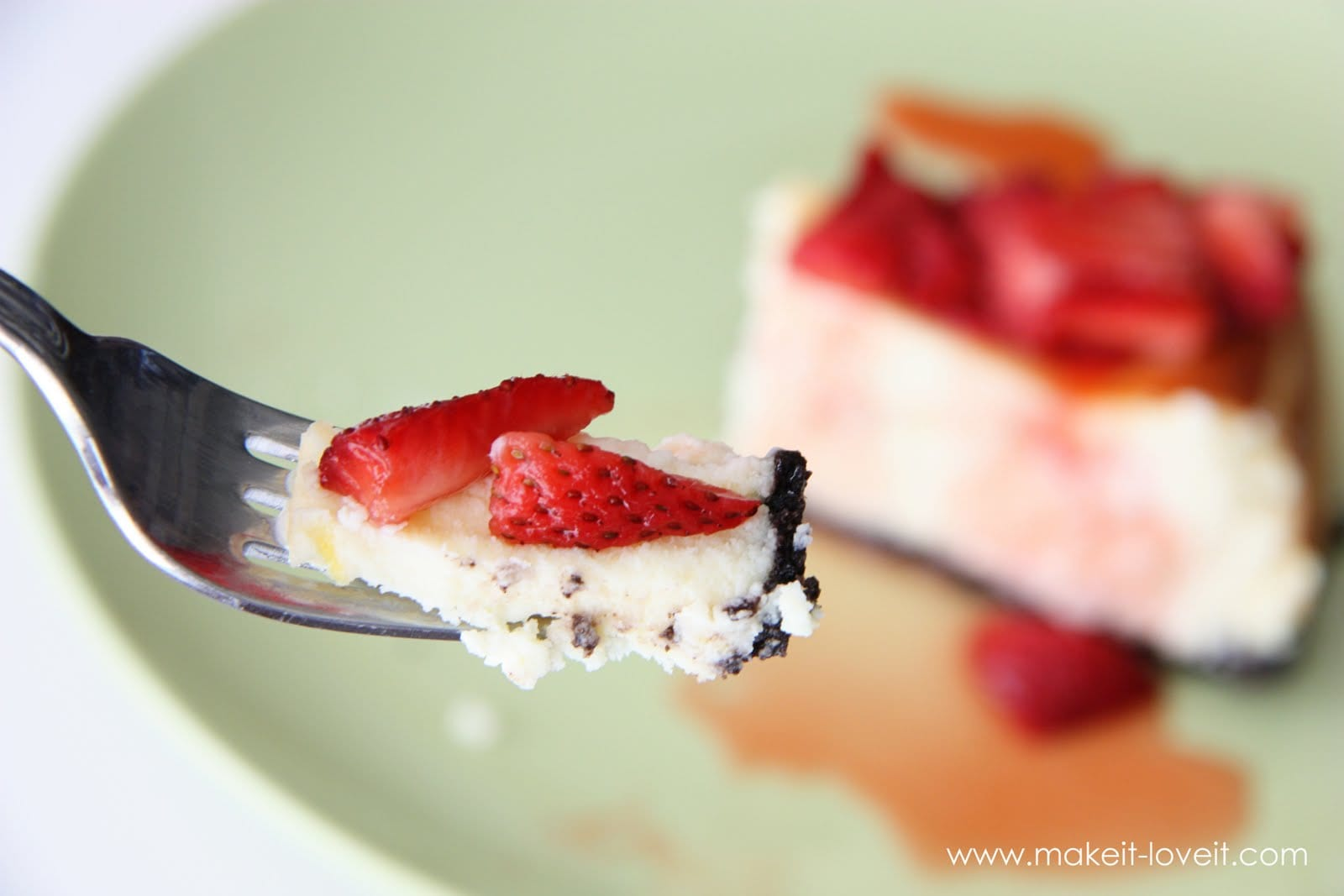 Strawberry Cheesecake: Happy Belated Mother's Day