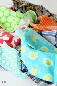 Fabric Scraps: Trash or Treasure?
