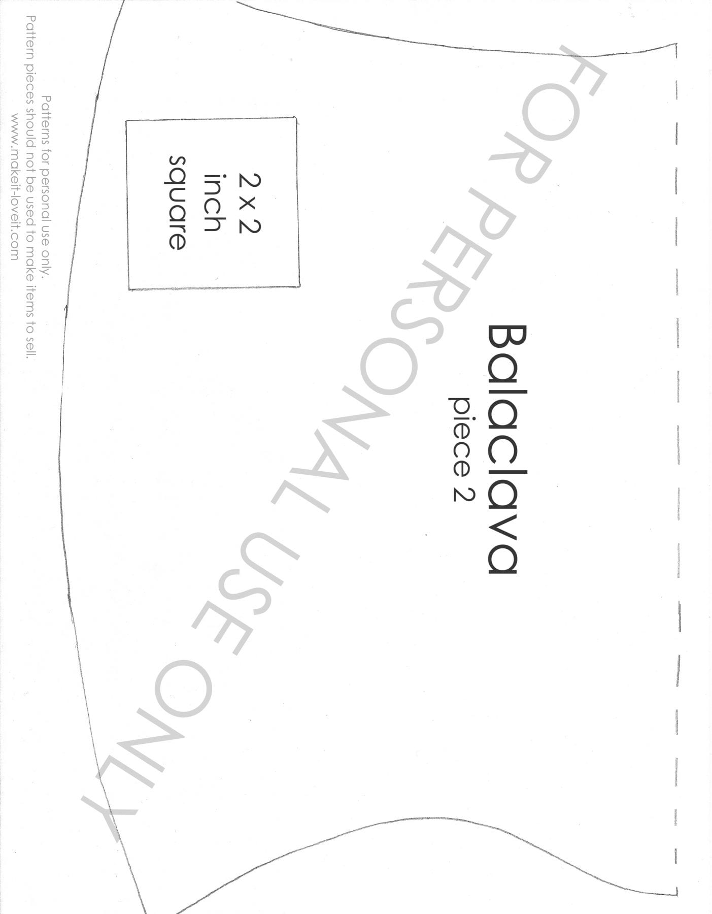 Balaclava21 size shrinking template,shrinking free download card designs on crm access database template free