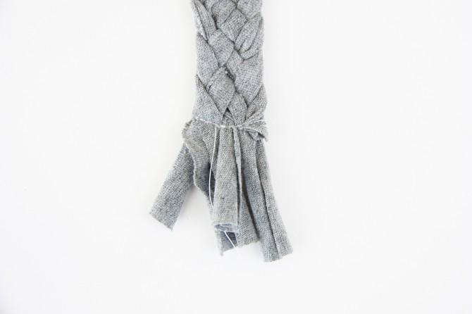 Ободки своими руками с цветами из ткани