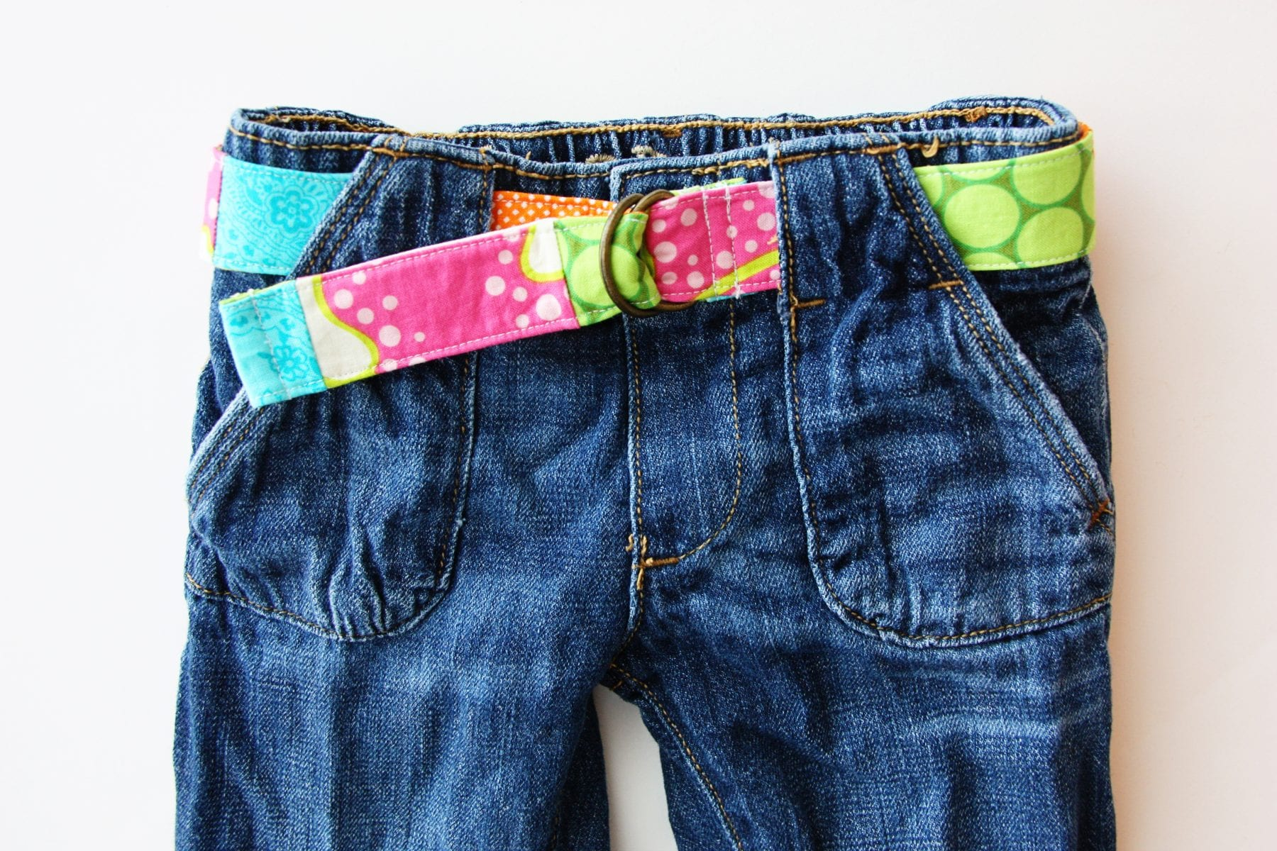 Scrap-Pieced Belt…(Use Up Those SCRAPS!!)
