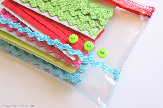 Tip For Sewing With Vinyl It Sticks Making Clear