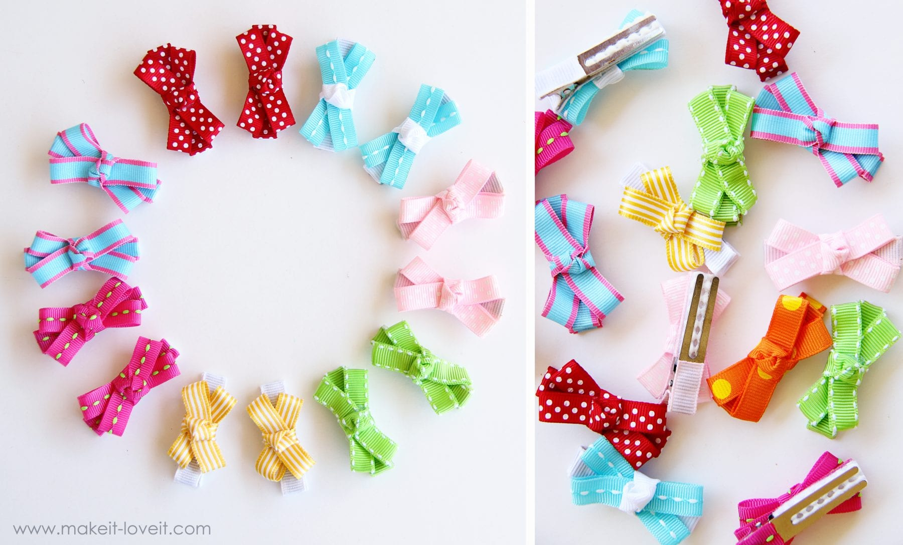 hair clip assortment