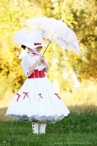 Halloween Costumes 2011: Mary Poppins
