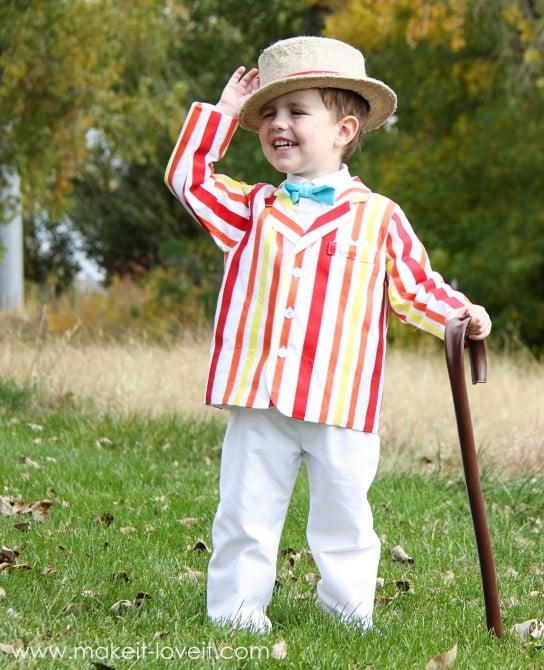 Halloween Costumes 2011: Bert (from Mary Poppins) | Make ...