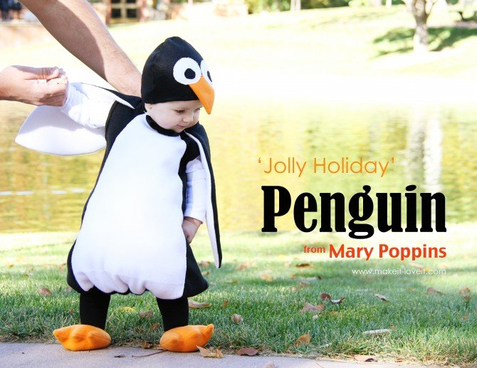 halloween cotsumes 2011 penguin from mary poppins. Black Bedroom Furniture Sets. Home Design Ideas