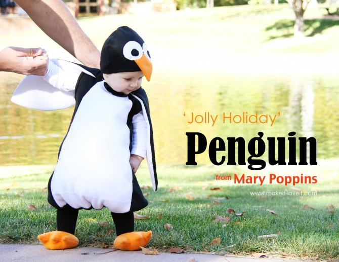 Новогодний костюм пингвин для мальчика своими руками
