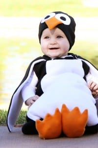 Halloween Cotsumes 2011: Penguin (from Mary Poppins)