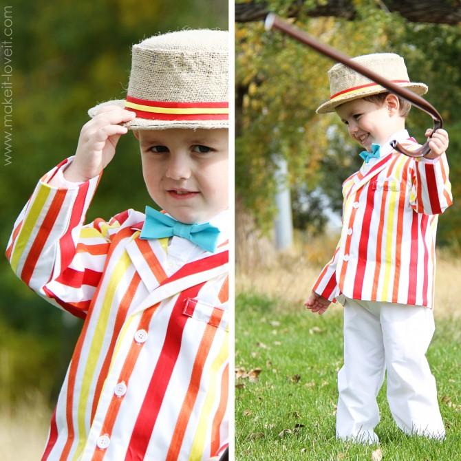 Brainstorm: Mary Poppins Jolly Holiday Tea Party