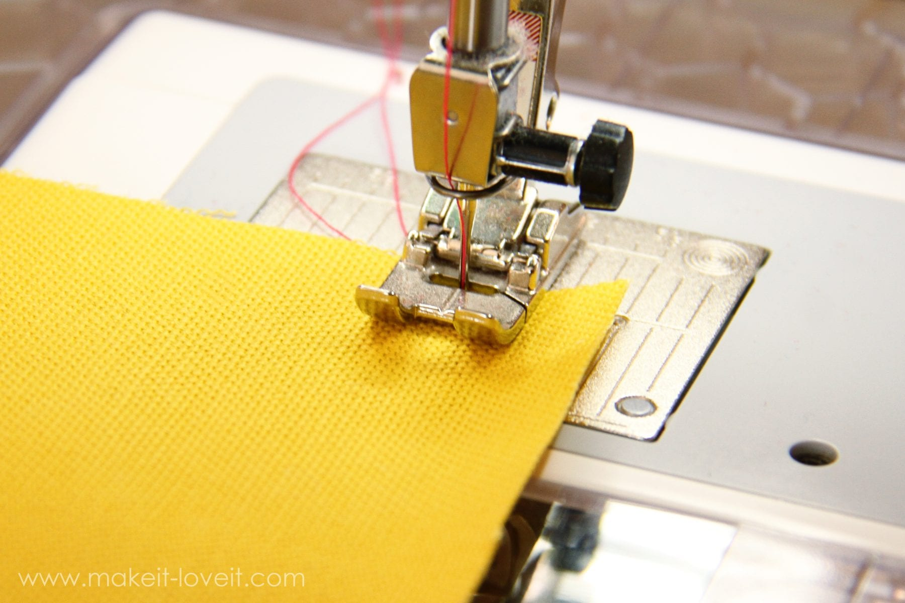 Sewing Tips: Practicing your Sewing Stitches (including the back-stitch)
