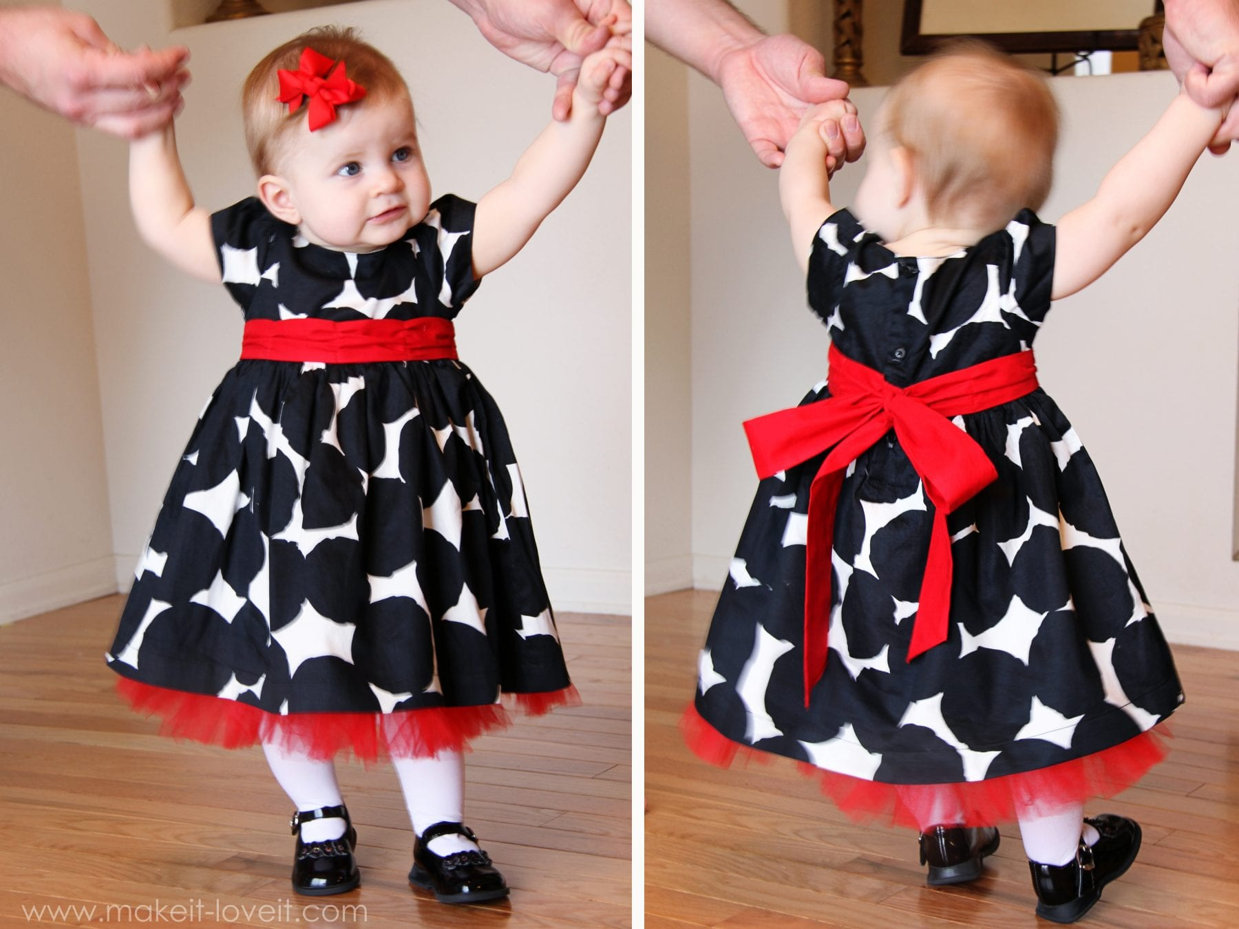 Frilly Christmas Dresses For Babies Beautiful Christmas