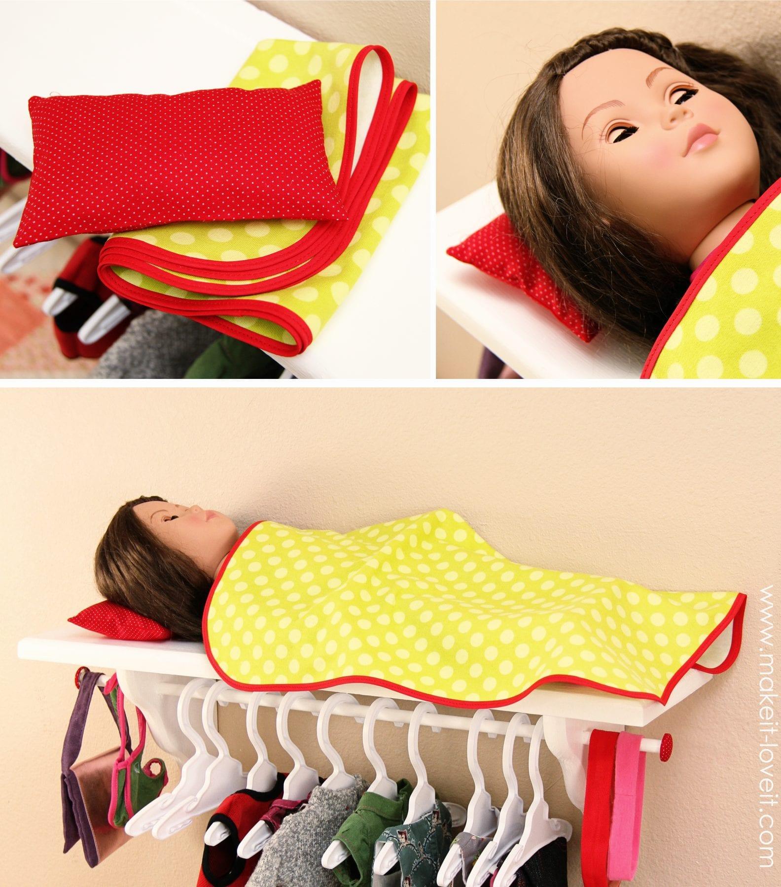 sleeping doll
