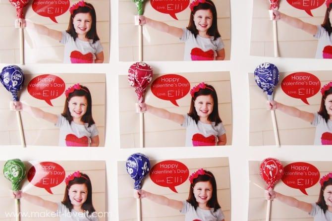 Last minute Valentines Cards – Childrens Valentine Cards