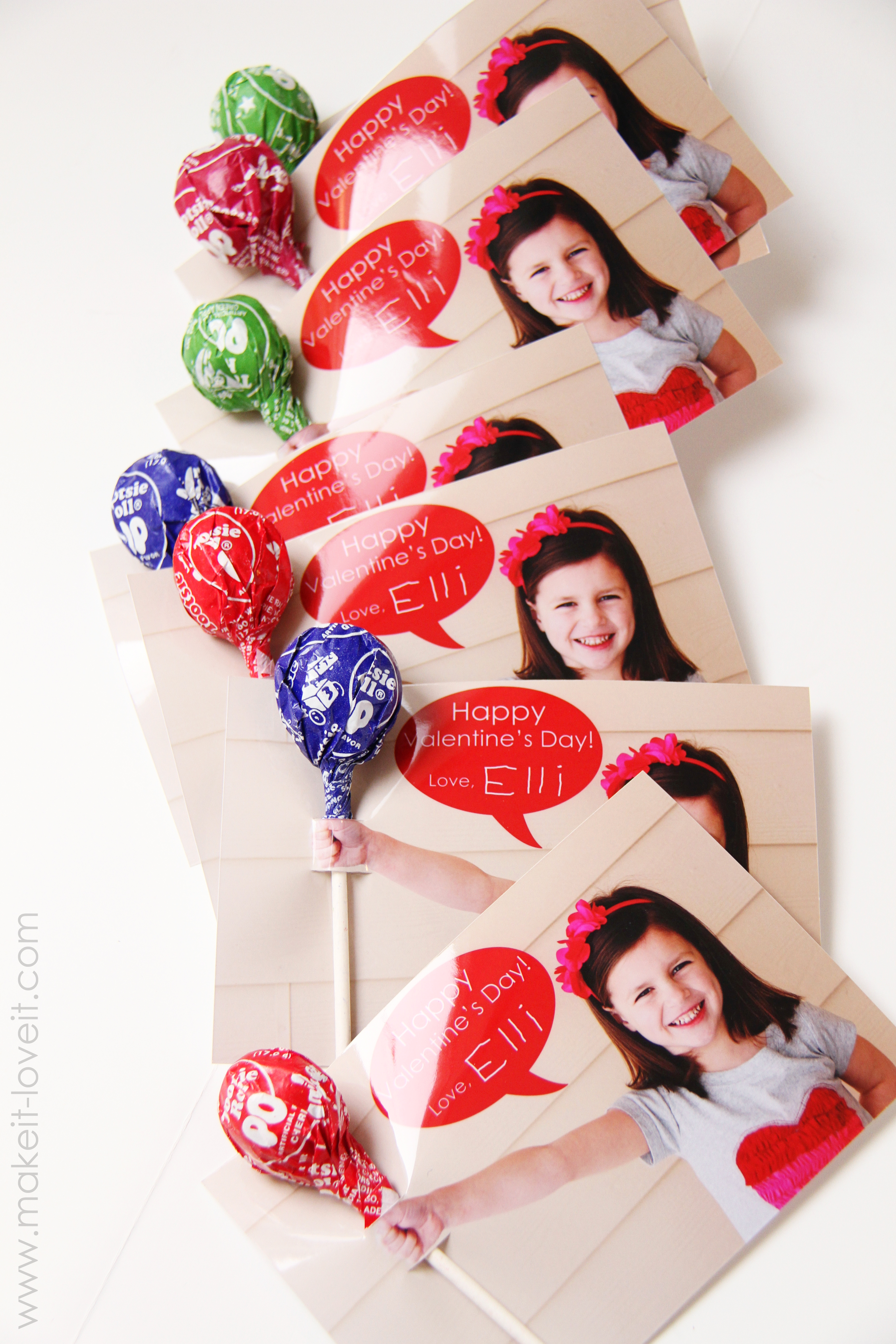 last minute valentine u0027s cards make it and love it