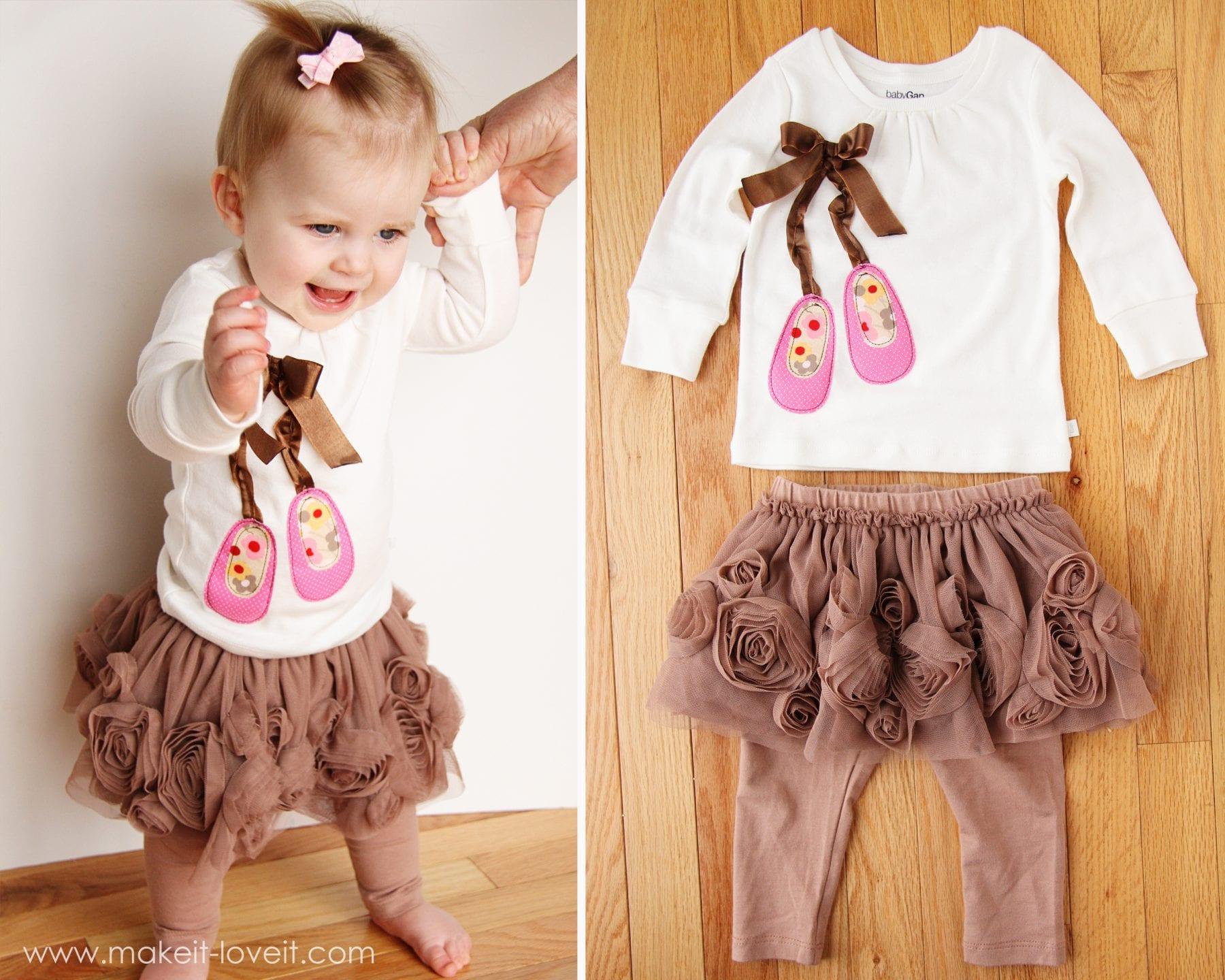 ballet shoe shirt