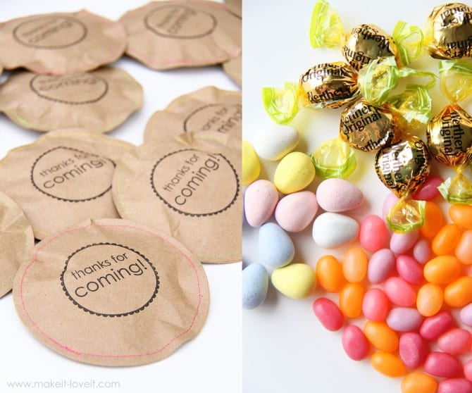 Candy Wedding Favors 83 Cute What