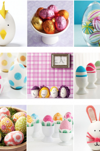 Happy Easter! (a few last minute ideas)